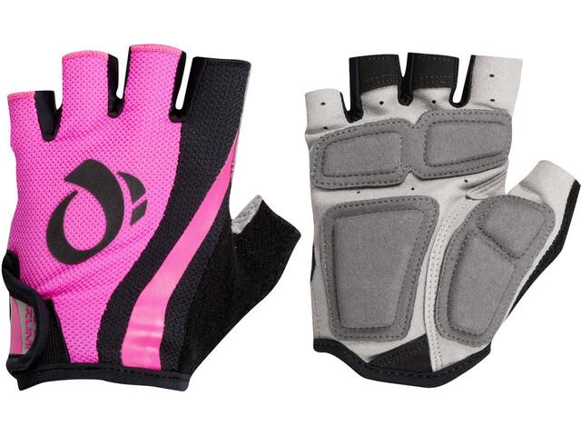 PEARL iZUMi Select Gloves Women screaming pink/black